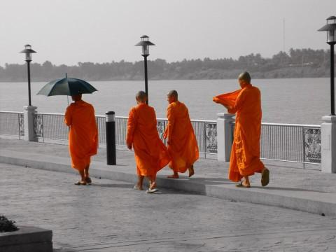 Four Monk